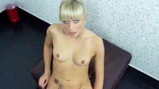 Arschfick beim 1. Porno Casting
