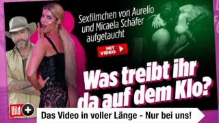 Micaela Schäfer & Aurelio: Sexfilm aufgetaucht!