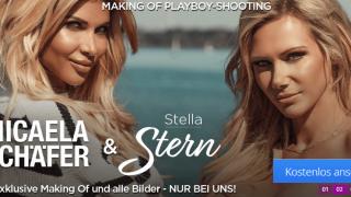 Stella Stern & Micaela Schäfer Porno